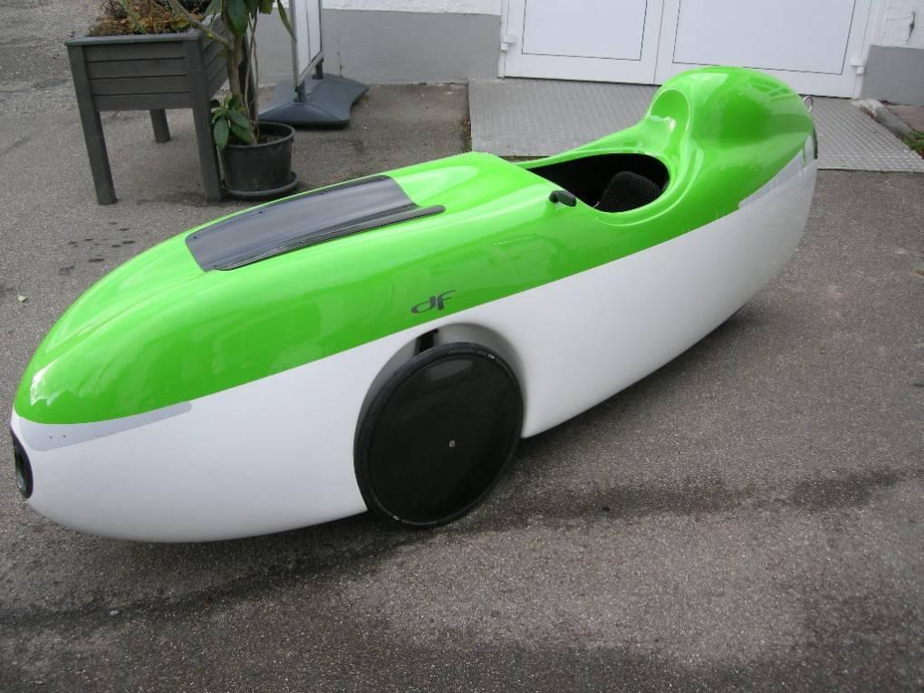 DF XL Velomobil